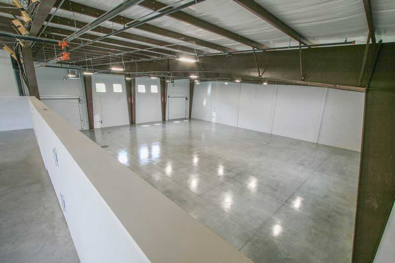 Warehouse Angle