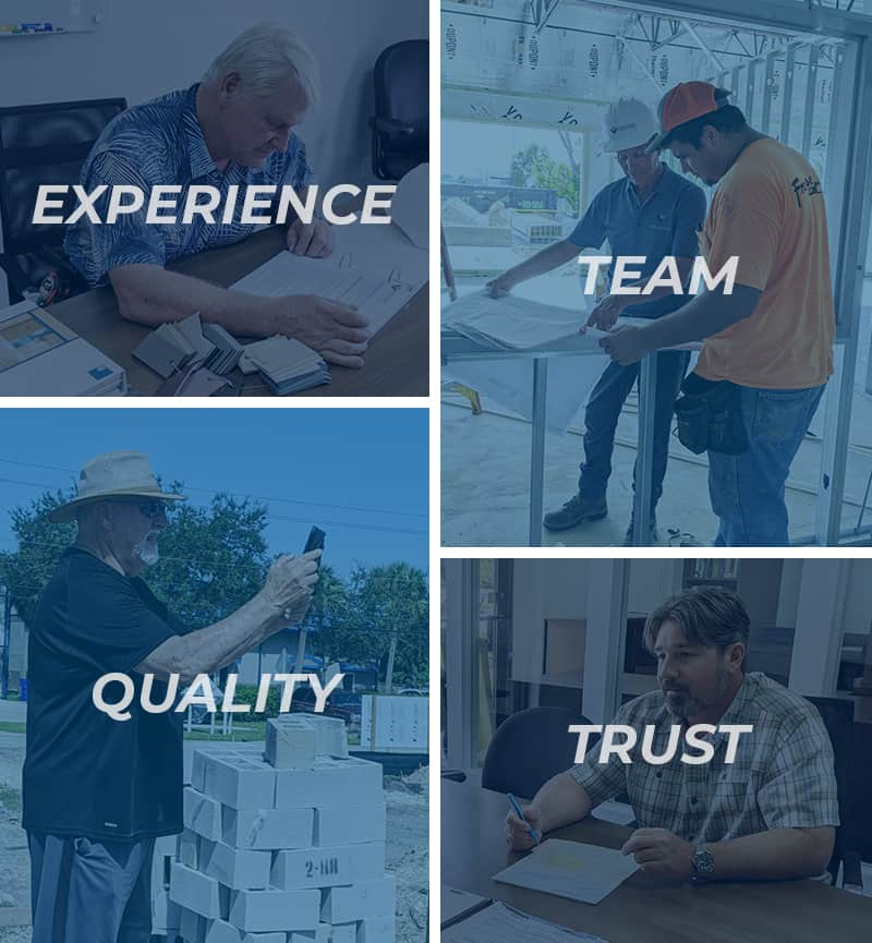 Trust Team Quality Experience